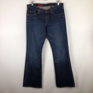 AG Adriano Goldschmied The Angel Bootcut Jeans 29